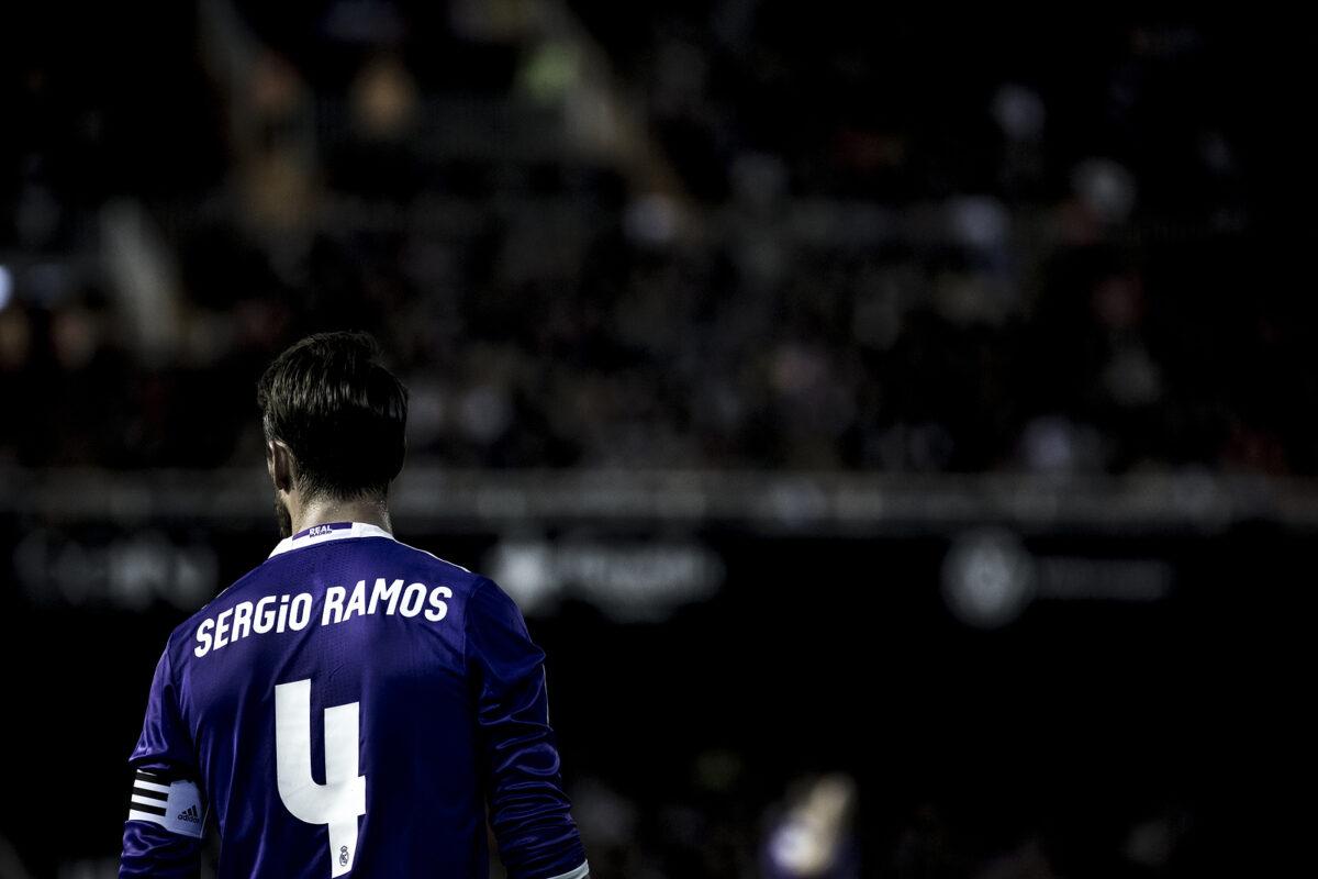 Sergio Ramos, difensore PSG