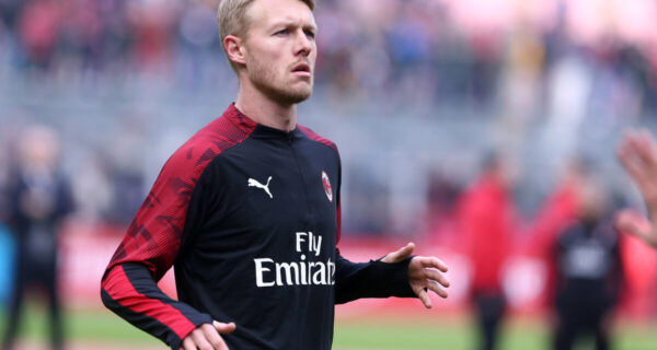 Simon Kjaer, difensore Milan