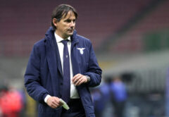 Simone Inzaghi, allenatore Lazio