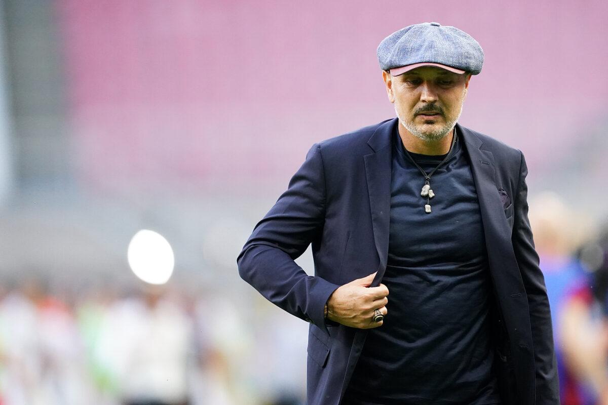 Sinisa Mihajlovic, allenatore Bologna