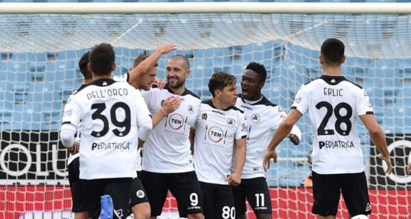 Spezia, Serie A