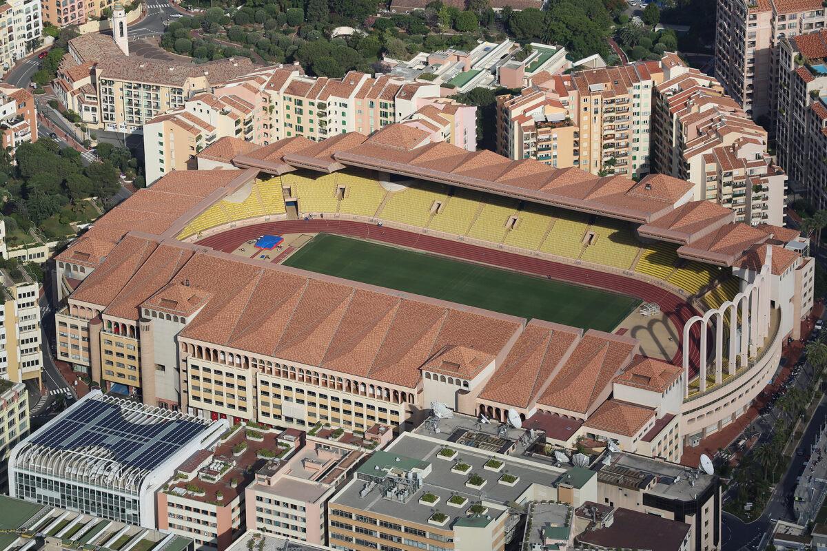 Stade Louis II, Monte-Carlo