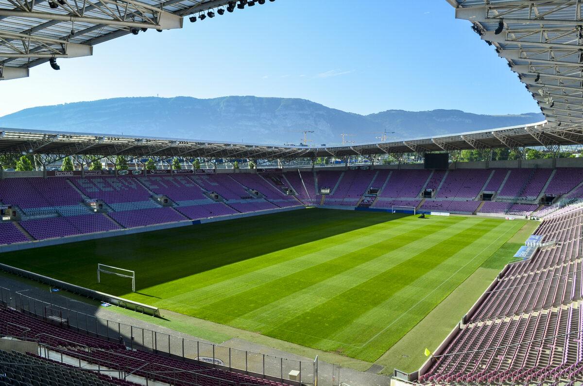 Stade de Geneve, Svizzera