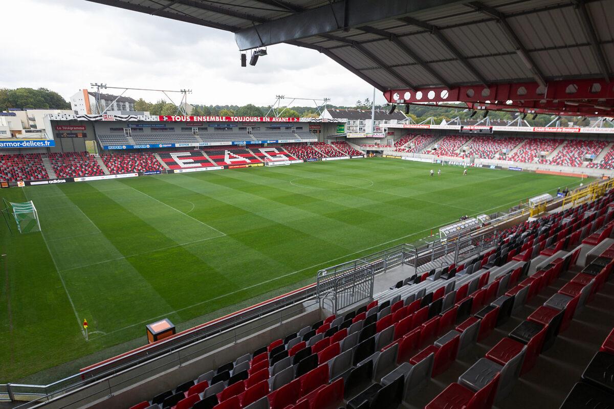 Stade du Roudourou, Guingamp