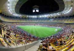 Stadionul National Arena, Bucarest