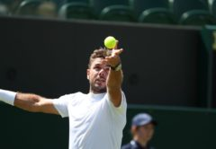 Stan Wawrinka, Wimbledon 2019 - Tennis