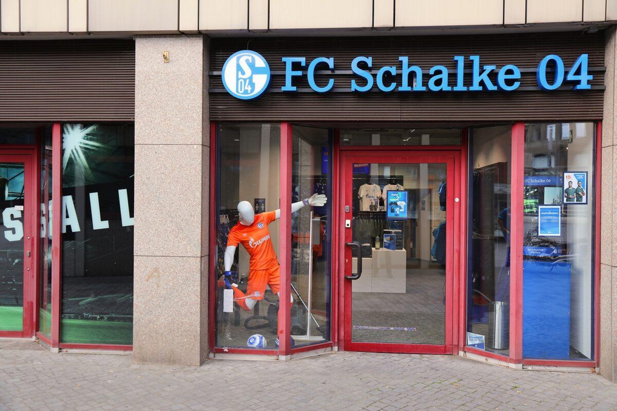 Store ufficiale Schalke 04