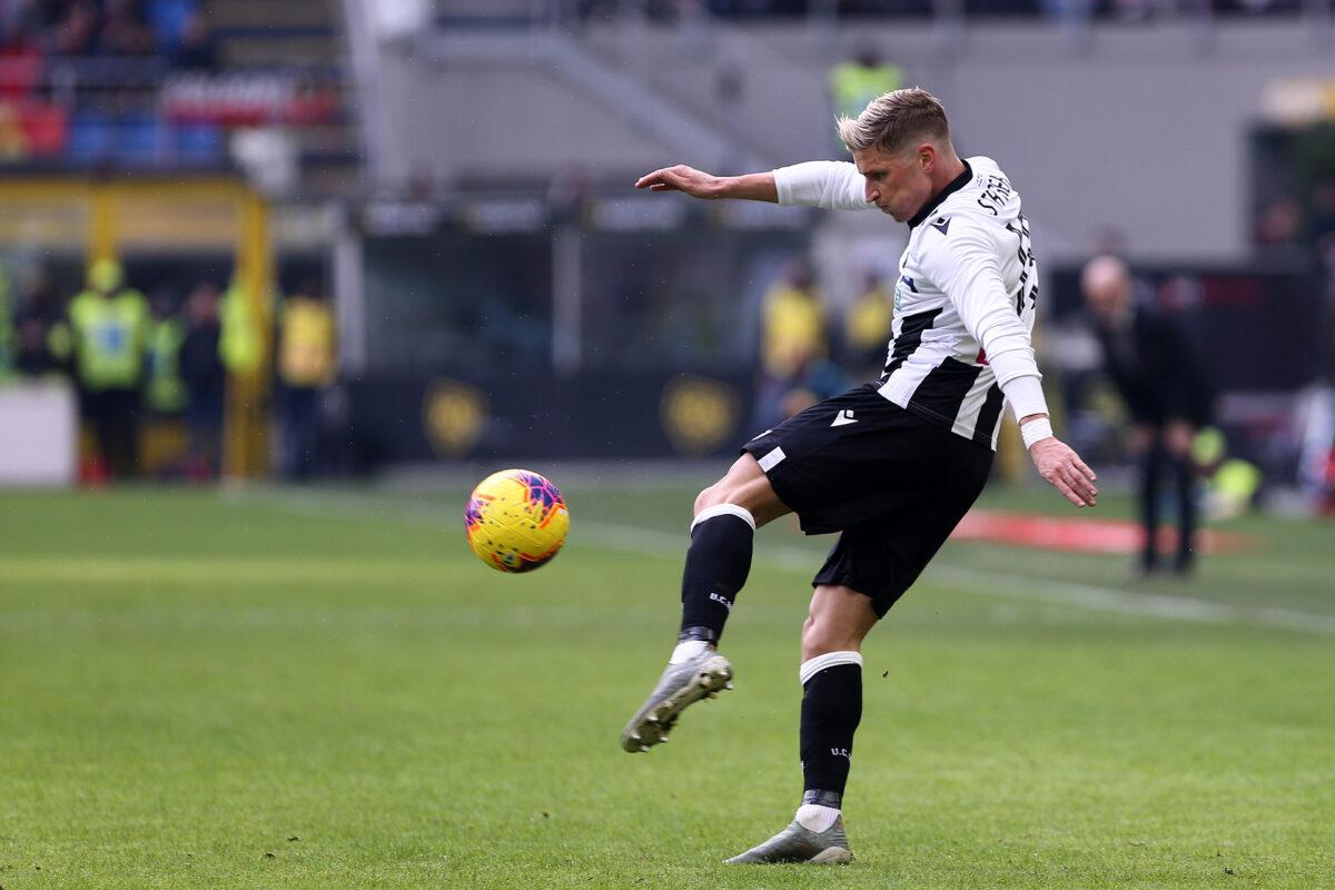 Stryger Larsen, difensore Udinese
