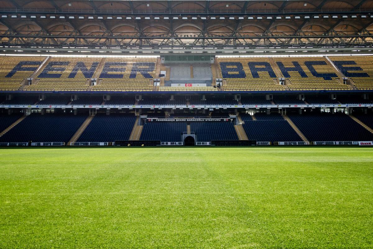 Sukru Saracoglu Stadium, Fenerbahce