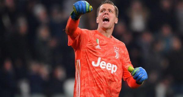 Szczesny, portiere della Juventus