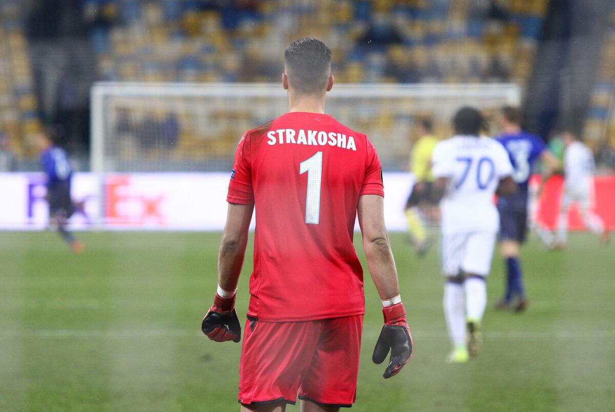 Thomas Strakosha, portiere Albania