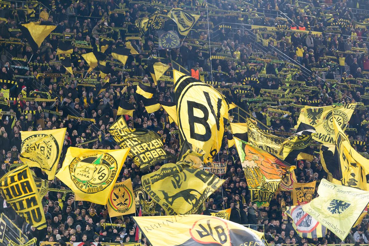 Tifosi Borussia Dortmund