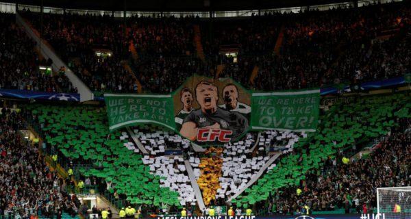 Tifosi Celtic Park