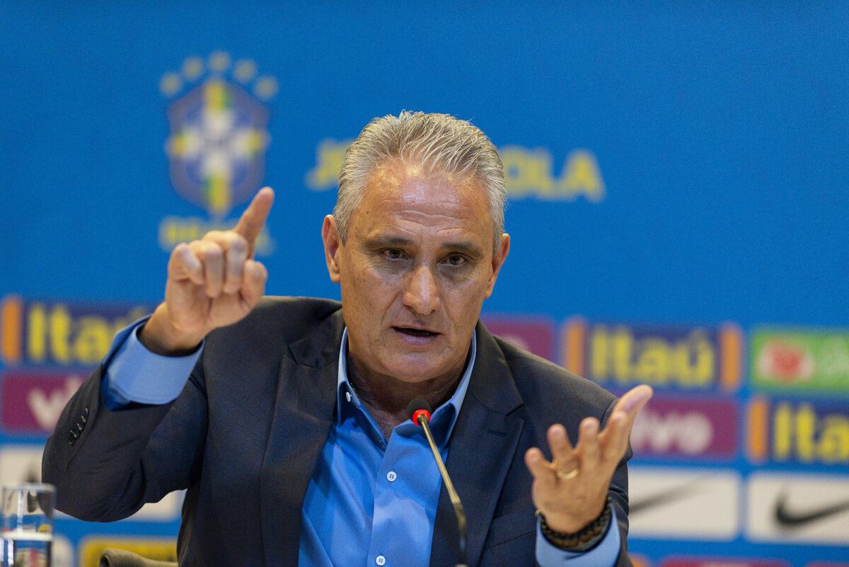 Tite, allenatore Brasile