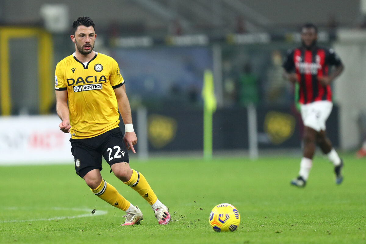 Tolgay Arslan, centrocampista Udinese