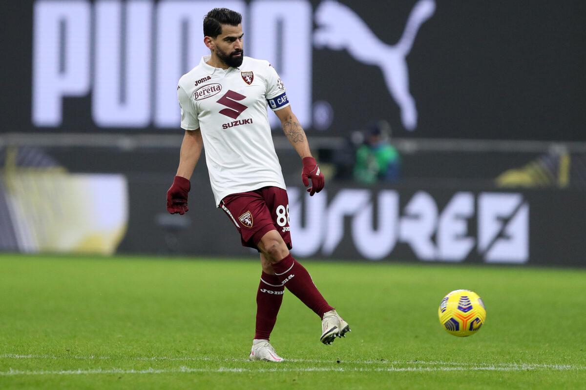 Tomas Rincon, centrocampista Torino