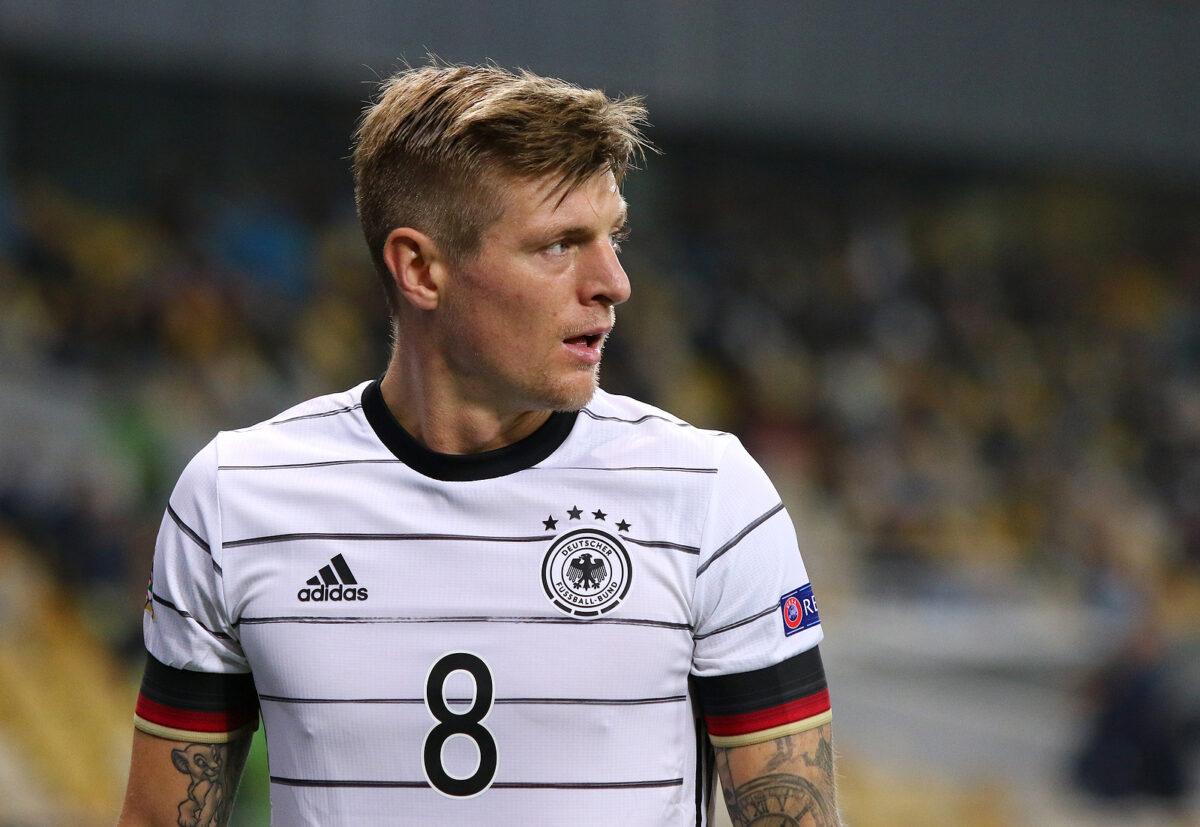 Toni Kroos, centrocampista Germania