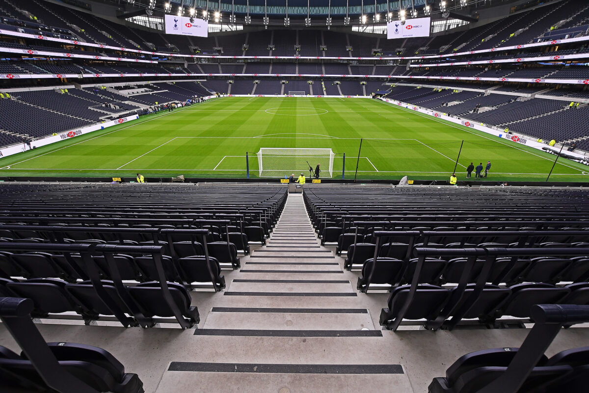 Tottenham Hotspur Stadium, Londra