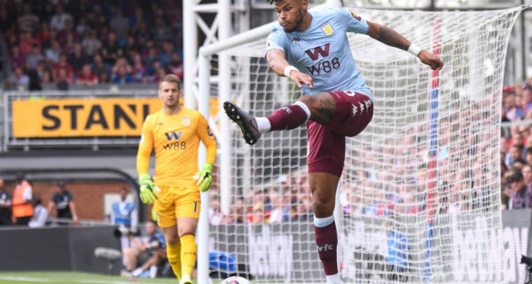 Tyrone Mings, difensore Aston Villa