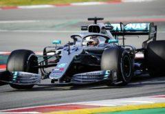 Valterri Bottas, pilota della Mercedes