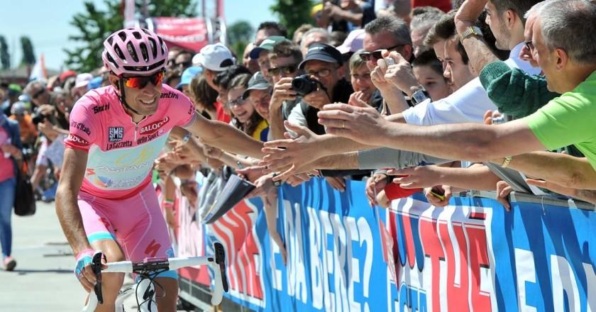 Vincenzo Nibali, Giro d'Italia