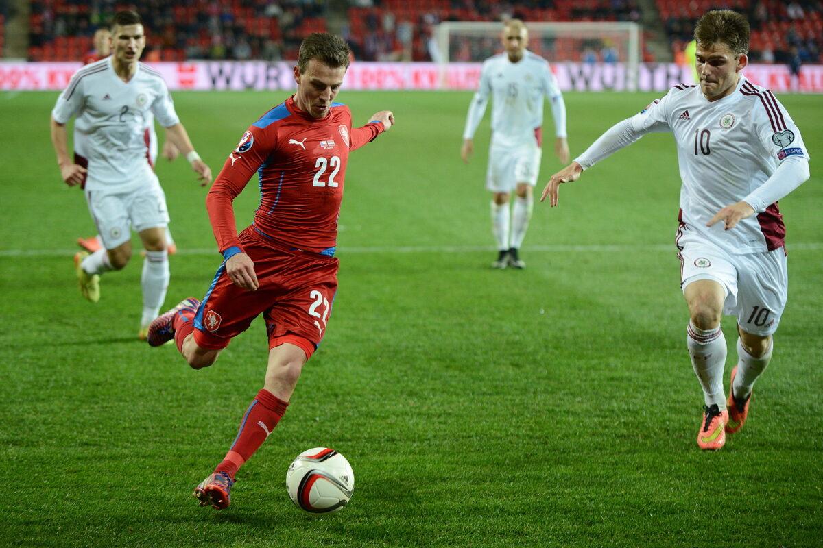 Vladimir Darida, centrocampista Repubblica Ceca