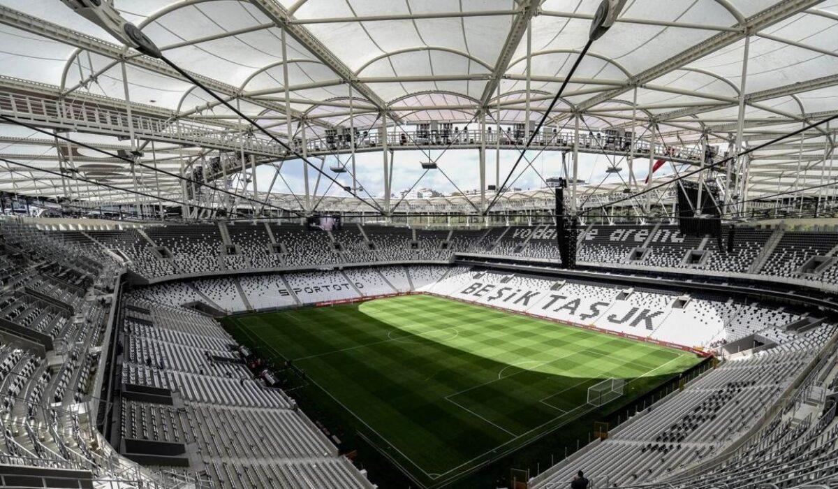 Vodafone Park, Besiktas stadium