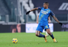 Walace, centrocampista Udinese