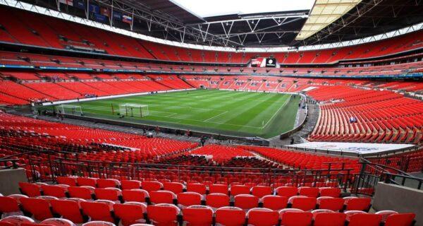 Wembey Stadium, Londra