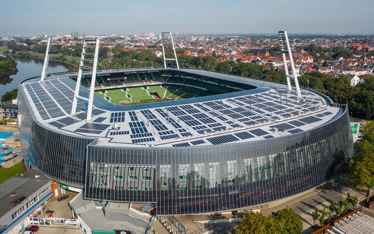 Weserstadion, Werder Brema