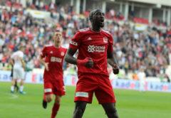 Yatabare, attaccante Sivasspor