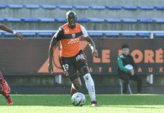 Yoane Wissa, attaccante Lorient