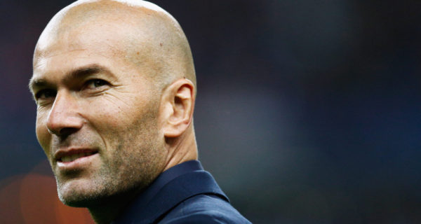 Zinédine Zidane, Real Madrid
