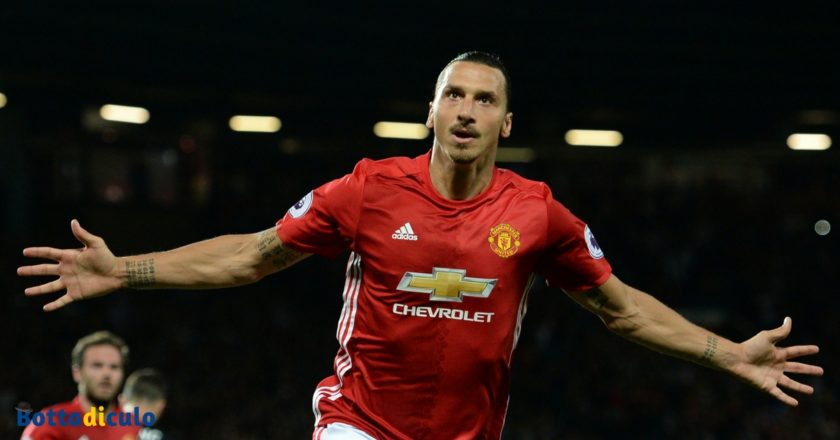 Zlatan Ibrahimović, Manchester Utd