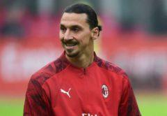 Zlatan Ibrahimovic, Milan