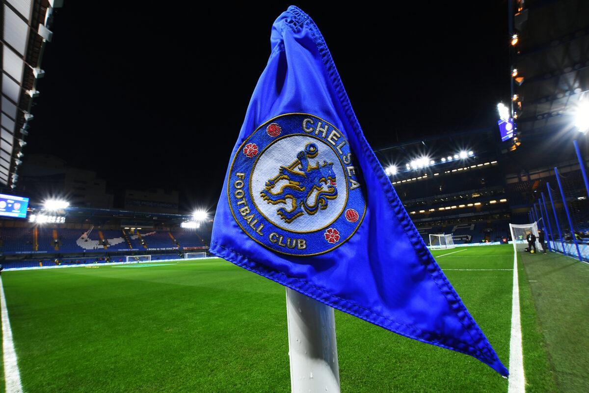 bandierina Chelsea