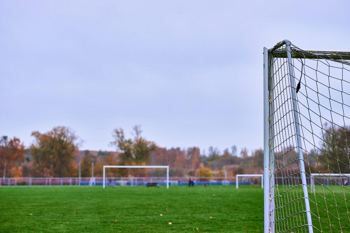 campo allenamento calcio
