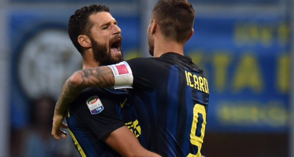 Candreva, Inter