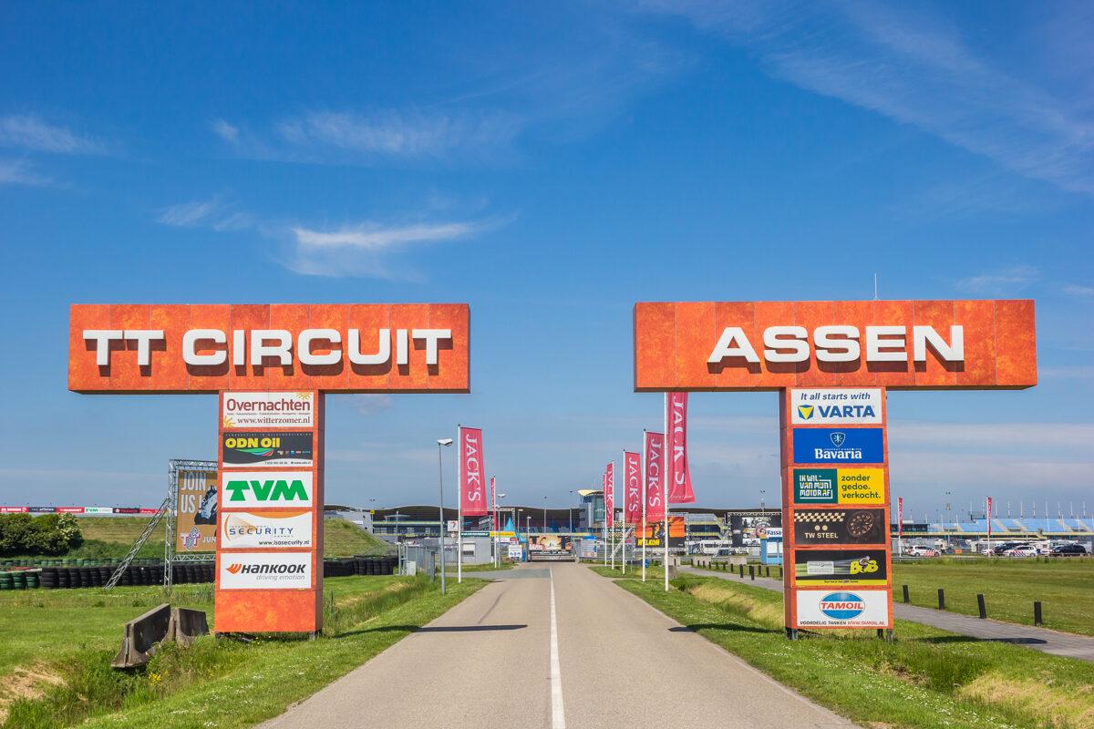 circuito Assen, Olanda - MotoGP