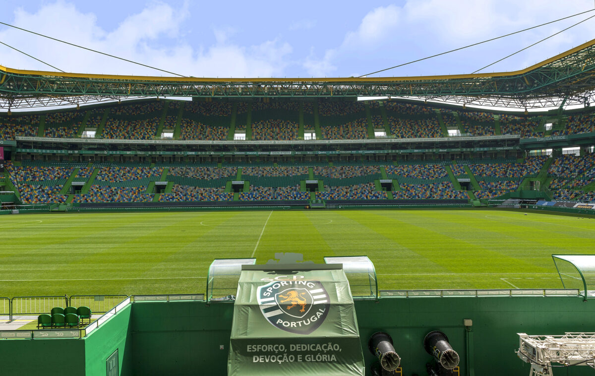 estadio Alvalade, Sporting