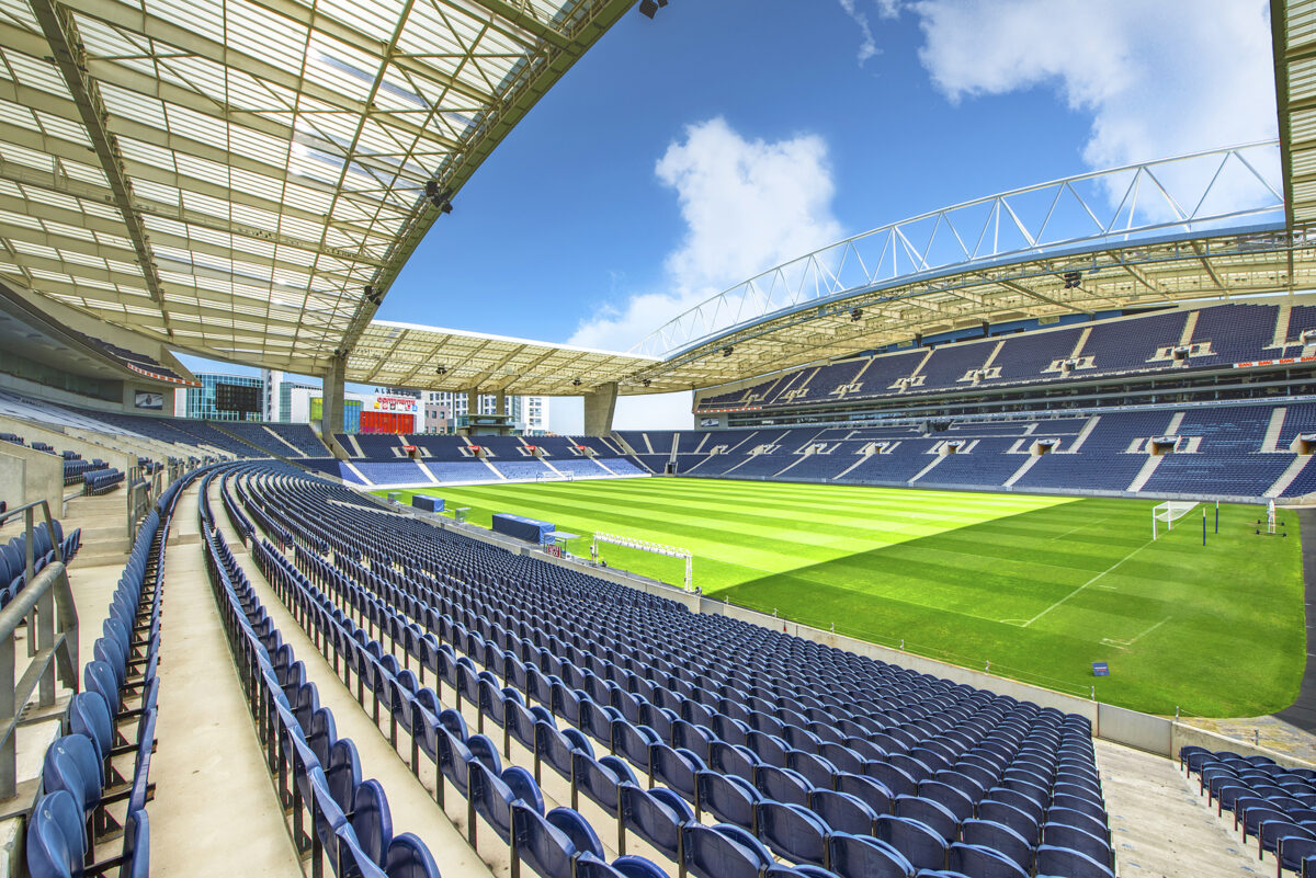 estadio Do Dragao, Porto