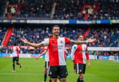 esultanza Marcos Senesi, Feyenoord