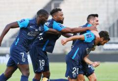 esultanza Paris FC - Ligue 2