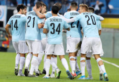 esultanza Virtus Entella, Serie B