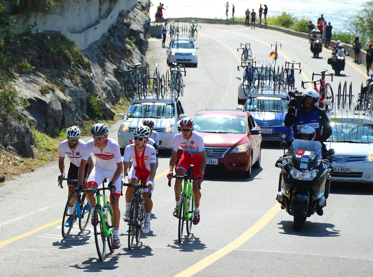 gara Ciclismo - Olimpiadi