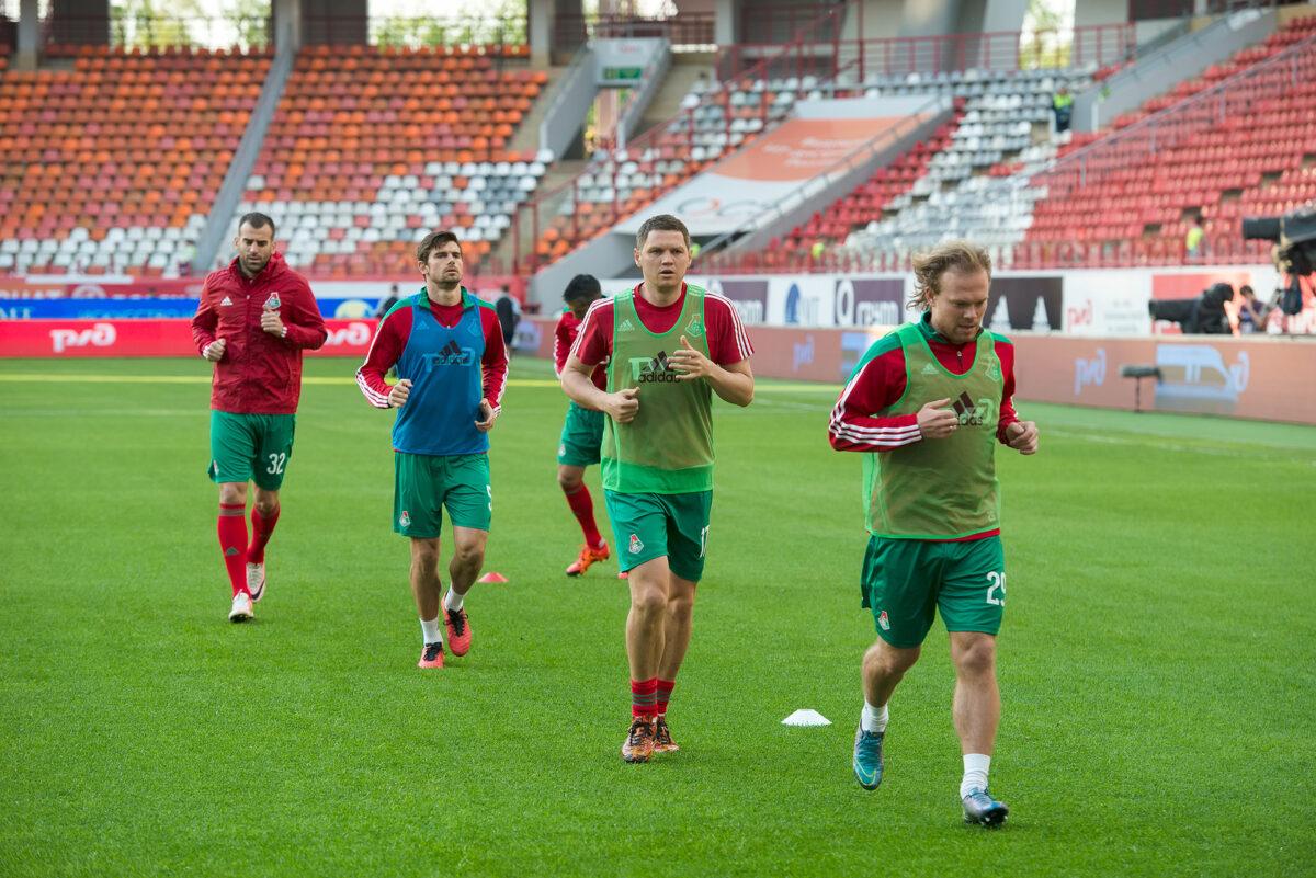 giocatori Lokomotiv Mosca