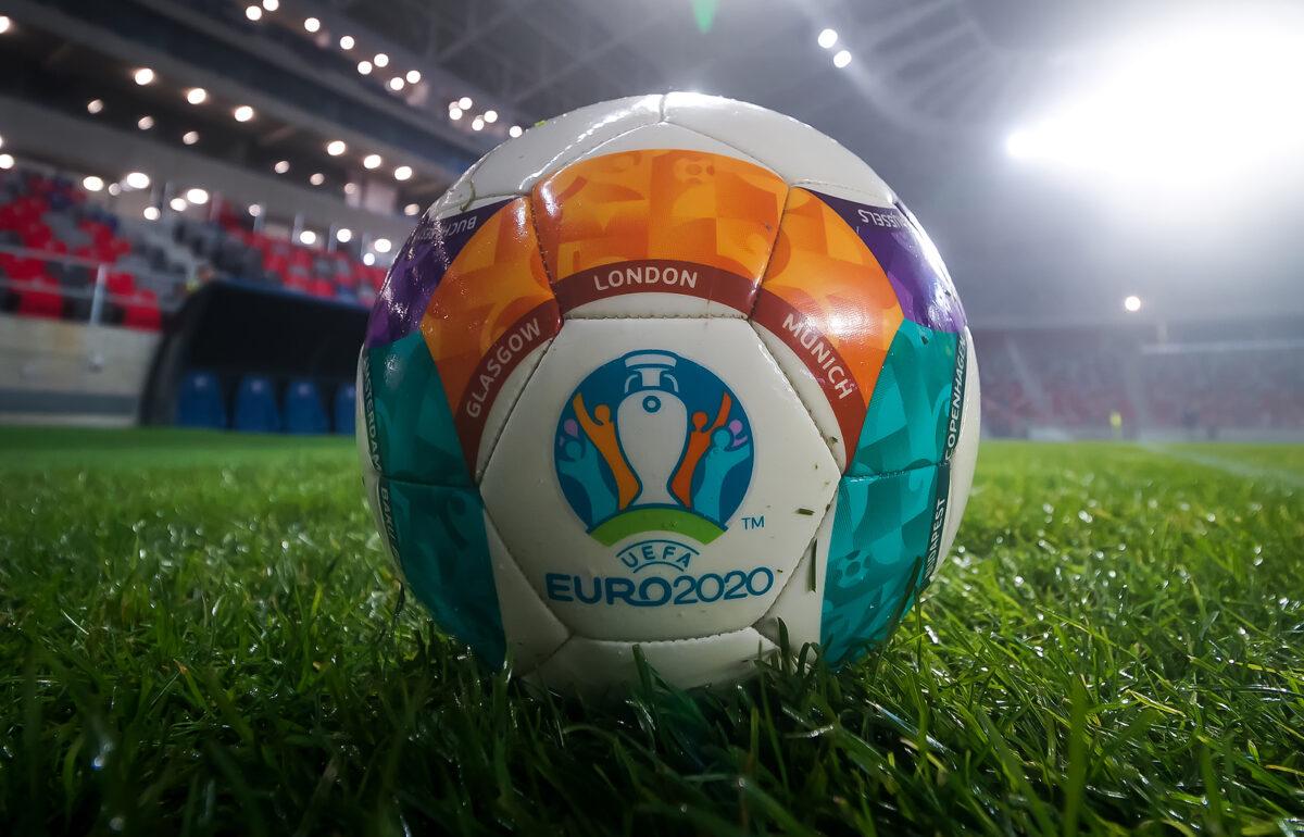 pallone Europei 2021
