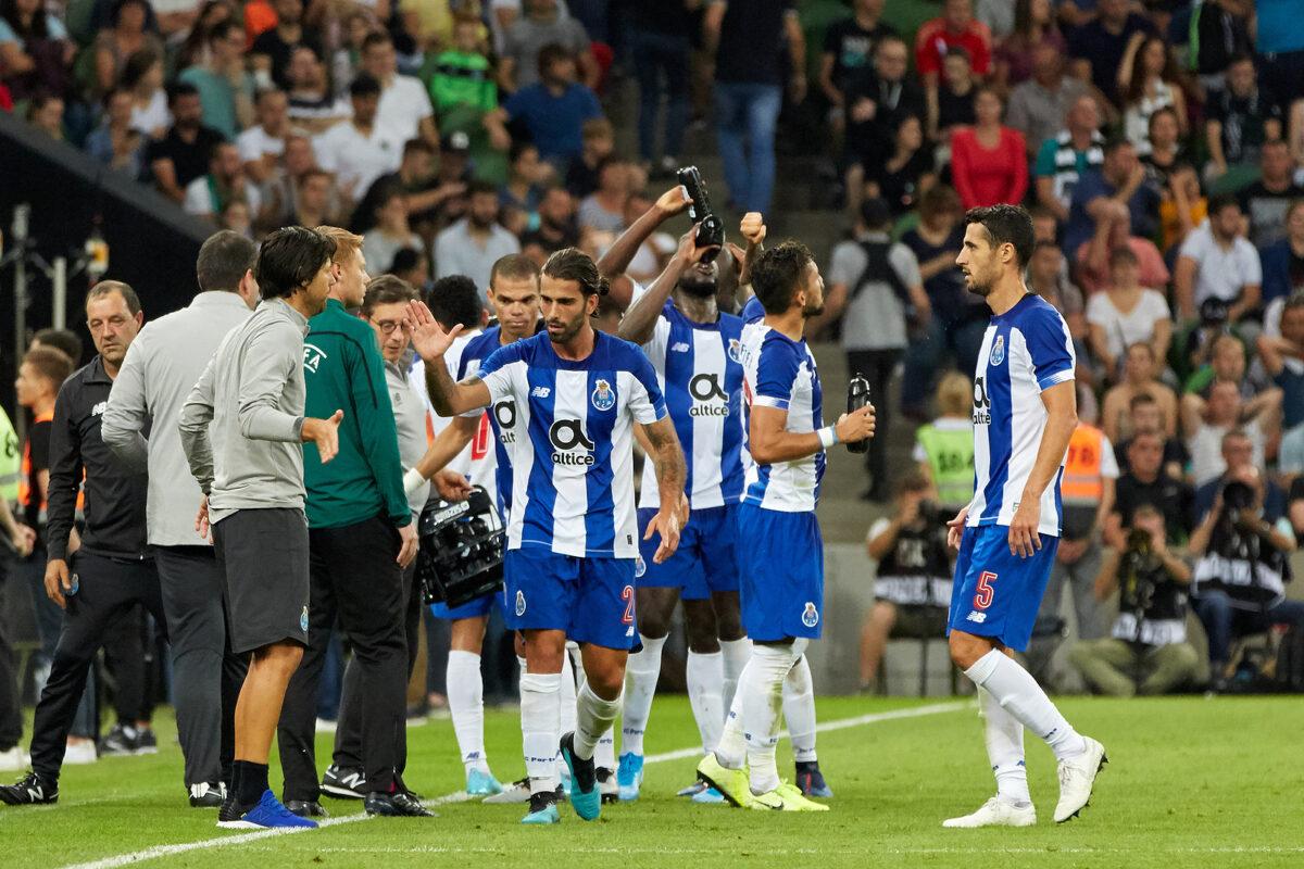 squadra Porto