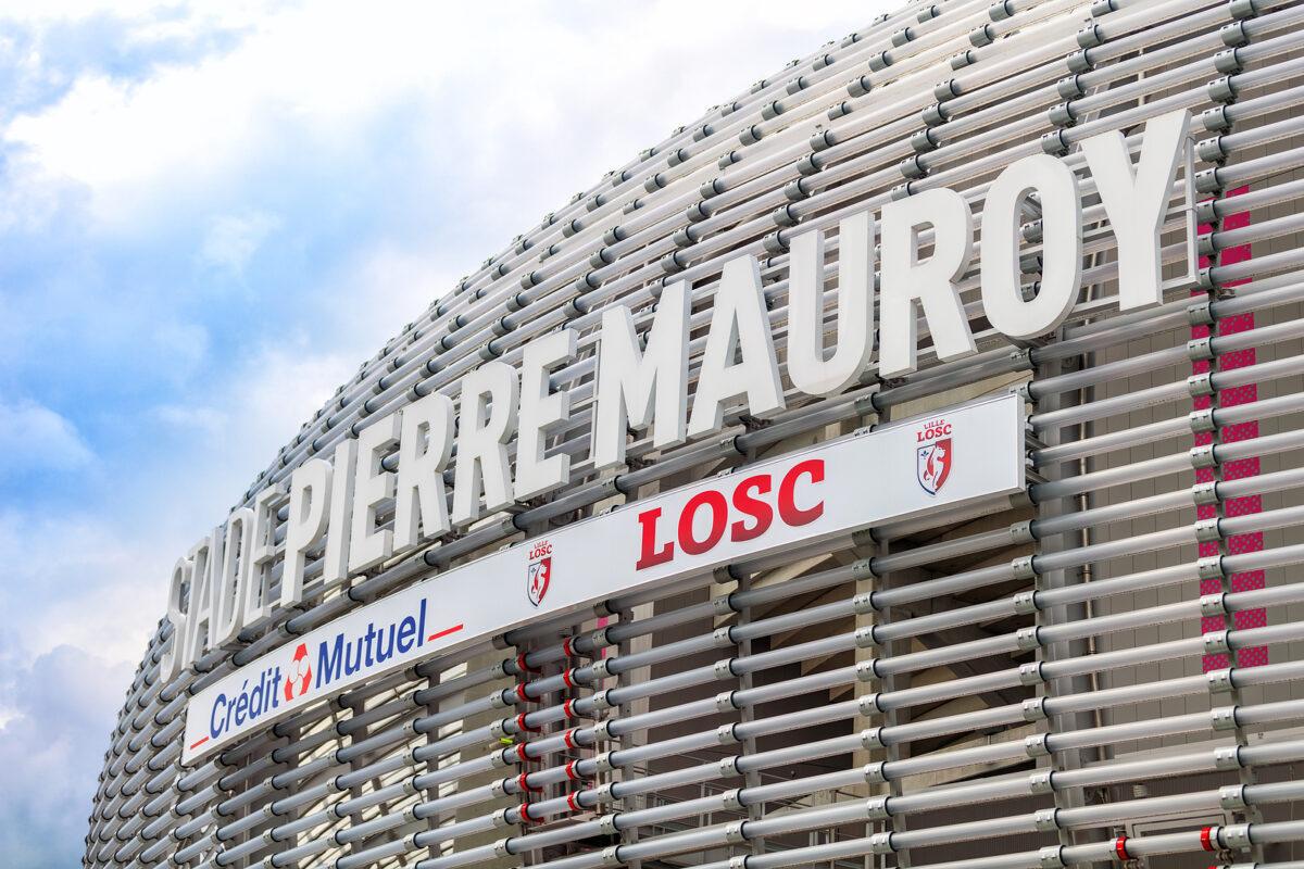stade Pierre Mauroy, Lilla