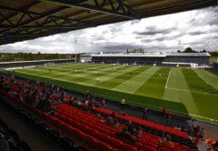 stadio Barnet, Inghilterra